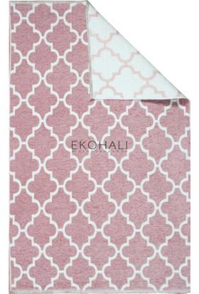 Eko Halı Noa Kilim Nk 04 Cream Pink