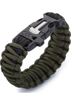 Çınar Extreme Askeri Yeşili Siyah
