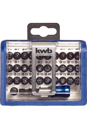 Kwb Power Bb Combı 32Pcs. Dıspl.