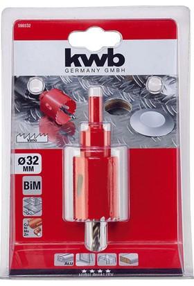 Kwb Bi-Metal Panç.32Mm