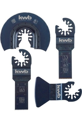 Kwb 4 Parça Set