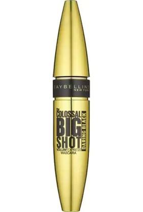 Maybelline New York Colossal Big Shot Daring Black Maskara