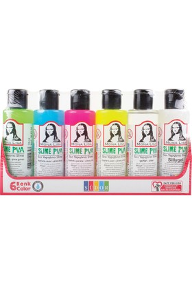 Südor Slime Set 6X70 Ml Sl06