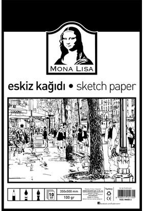 Südor Eskiz Kağıdı 35X50 100G 10 Yp