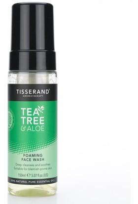 Tisserand Aromatheraphy Aromatheraphy Çay Ağacı & Aloe Vera Yüz Yıkama Ve Temizleme Köpüğü 150 Ml