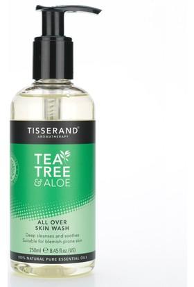 Tisserand Aromatheraphy Çay Ağacı & Aloe Vera Cilt Bakım Ve Temizleme Jeli 250 Ml