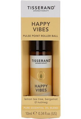 Tisserand Aromatheraphy Happy Vıbes Roller Ball 10 Ml