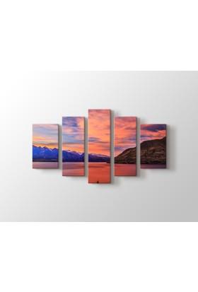 Dekorme Vole Kanvas Tablo 110 x 60