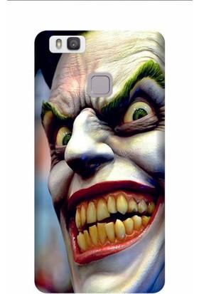 Kapakolur Huawei P9 Lite Joker Kapak Kılıf + Ekran Koruyucu Cam