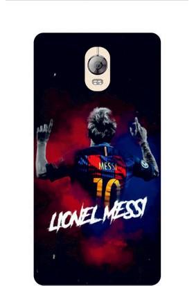 Kapakolur Lenovo Vibe P1 Messi Kapak Kılıf + Ekran Koruyucu Cam