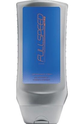 Avon Full Speed Nitro Erkek Saç Ve Vücut Şampuanı 250 ml