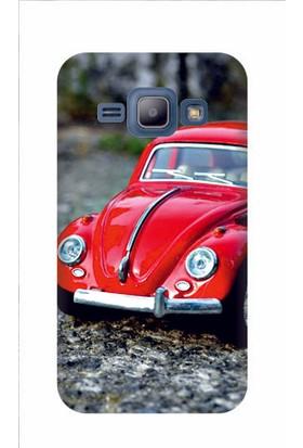 Kapakolur Samsung J2 Bettle Kapak Kılıf + Ekran Koruyucu Cam