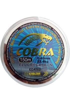 Kabura Cobra Serisi 150mt Monofilament Misina 0,35
