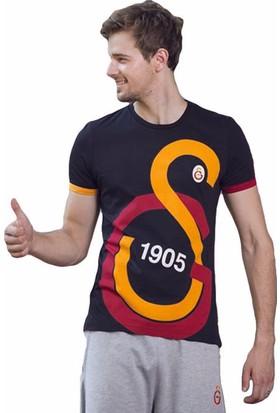 Gs Store Galatasaray Lisanslı Büyük Logo T-Shirt