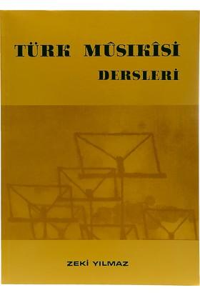 Türk Mûsıkîsi Dersleri