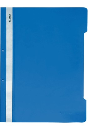 Leitz 4189 Telli Dosya Mavi 50'li