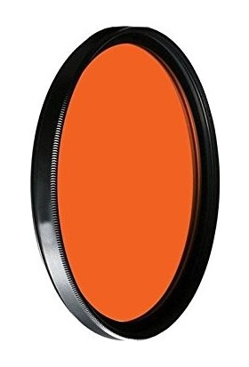 AZT 62mm Full Color Orange Turuncu Efekt Filtre