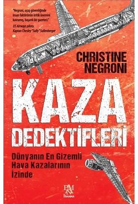 Kaza Dedektifleri - Christine Negroni