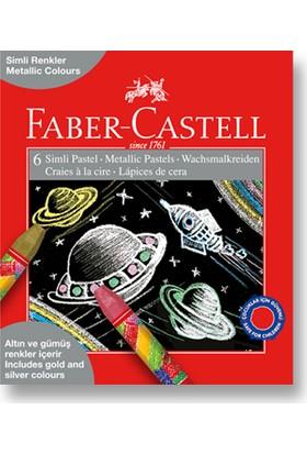 Faber-Castell Simli Pastel Boya, 6 Renk