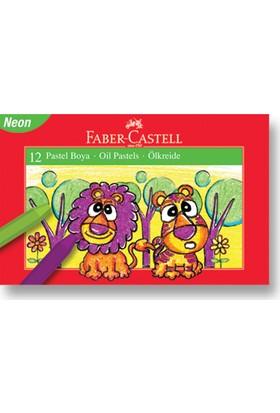 Faber-Castell Floresan Pastel Boya,12 Renk