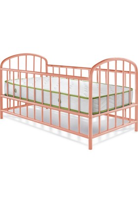 Viscotech Bebeto Yaylı Bebek Yatağı 60x120