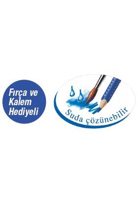 Faber-Castell Karton Kutu Aquarell Boya Kalemi 24 Renk