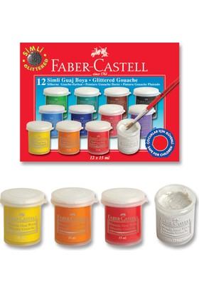Faber-Castell Simli Guaj Boya 12 Renk