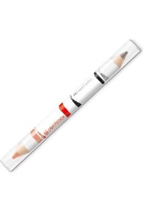 Faber-Castell Yüz Boyası Kalemi 6 Renk