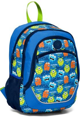 Yaygan Kids Okul Sırt Çantası - Mavi