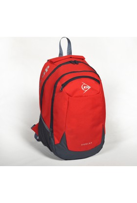 Dunlop Sırt Çanta Kırmızı