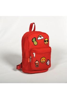 Emoji Sırt Çanta