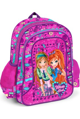 Yaygan 63233 Winx Kız Çocuk Okul Sırt Çantası