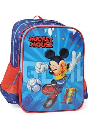Mickey Mouse Okul Sırt Çantası (73115)