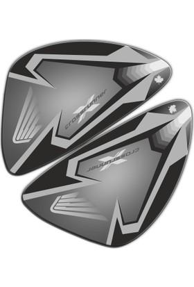 Honda VFR Crossrunner X Grey Depo Yan Pad