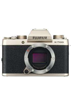 Fujifilm X-T100 Body Altın