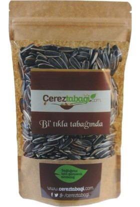 Çerez Tabağı Siyah Çekirdek 800 gr