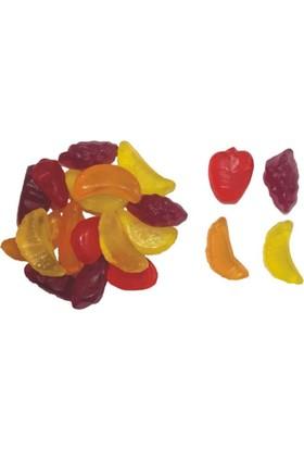 Çerez Tabağı Karışık Meyveli Yumuşak Şeker 200 gr