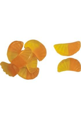 Çerez Tabağı Portakallı Yumuşak Şeker 100 gr