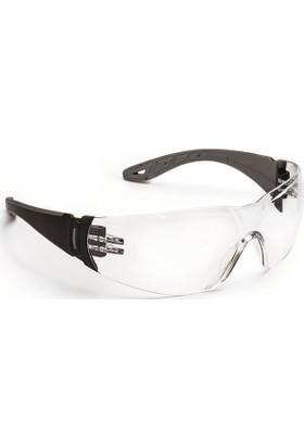 Schmerler Çift Kaplamalı Buğulanmaz Camlı UV filtreli İş Gözlüğü