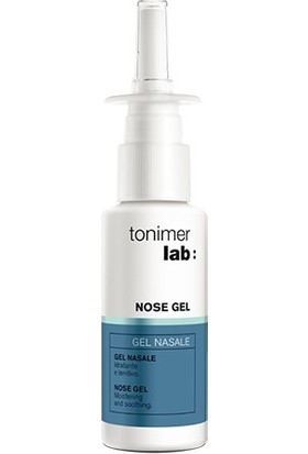 Tonimer Nose Gel 20 ml Nazal Jel Sprey