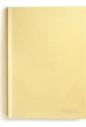 Pulp Stardust Ivory Noktalı Defter (A5)