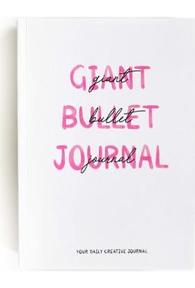 Pulp Giant Bullet Journal Noktalı Defter (A5)