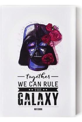 Pulp Rule the Galaxy Çizgisiz Defter (A5)