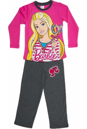 Disney BR5886 Kız Barbie Pijama Takımı