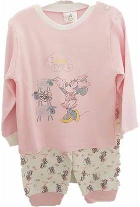 Disney MC9343 Kız Pijama Takımı
