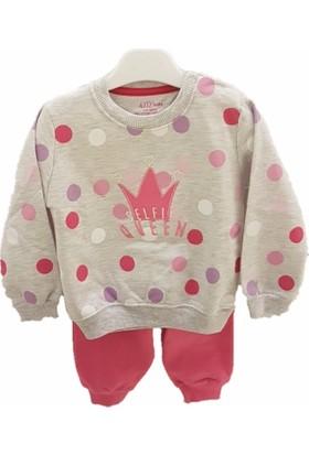 Aziz Bebe 64310 Kız Pijama Takımı