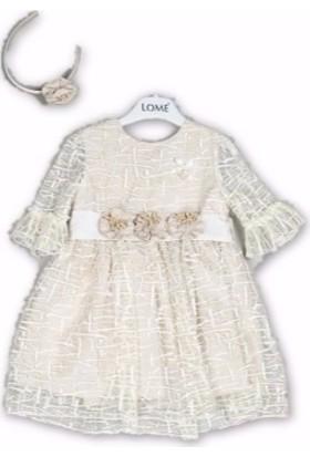 Lome 90035 Kız Elbise