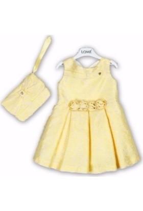 Lome 90250 Kız Elbise