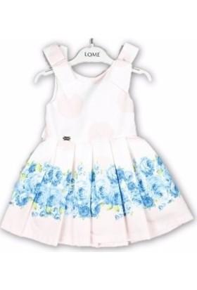 Lome 90151 Kız Elbise