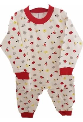 Sebi 90119 Erkek Kuşlu Pijama Takımı